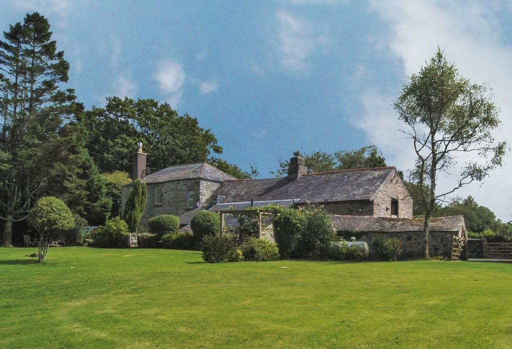 3 Bedrooms House for sale in Moortown, Tavistock