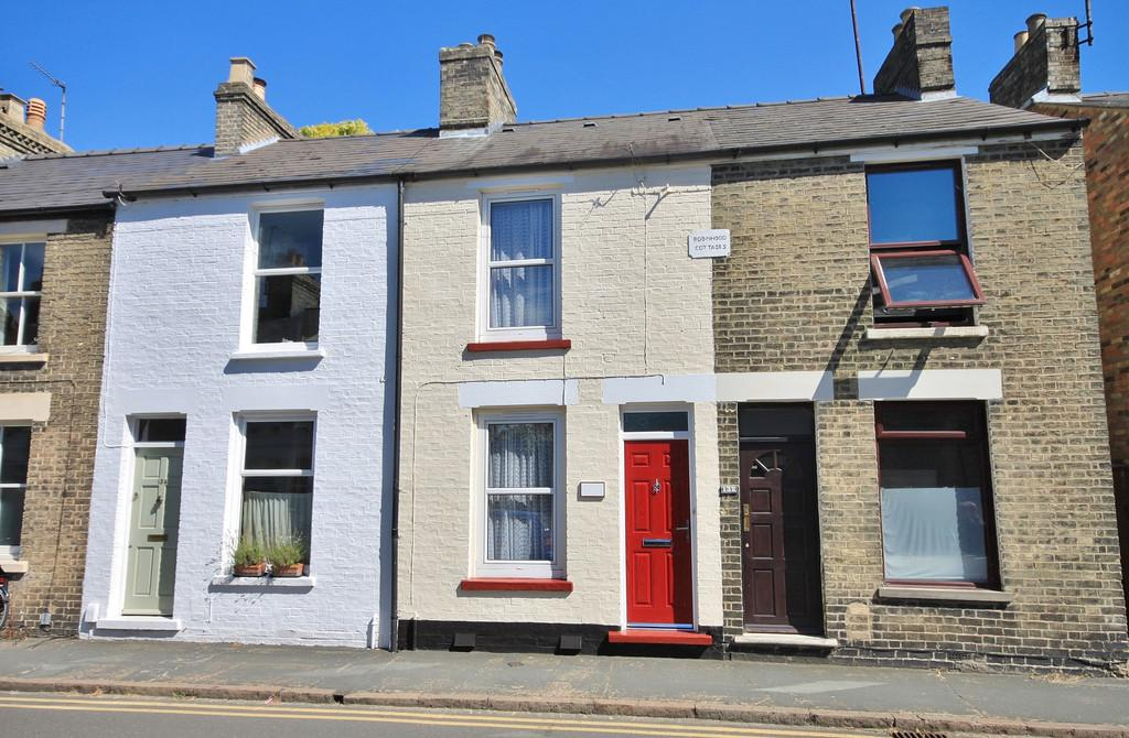 2 Bedrooms Terraced House for sale in Sturton Street, Cambridge