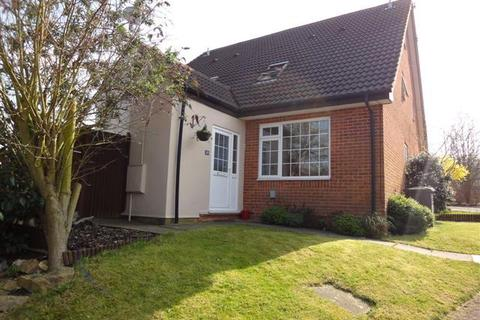 1 bedroom cluster house to rent - Evergreen Way, Barton Hills, Luton, LU3 4AL