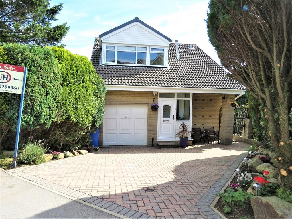 4 Bedrooms Detached House for sale in Birley View, Worrall, Sheffield