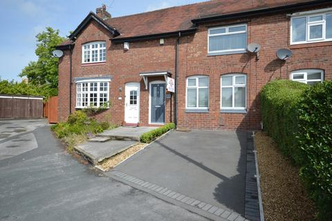 2 bedroom terraced house to rent - Tithebarn Road, Hale Barns
