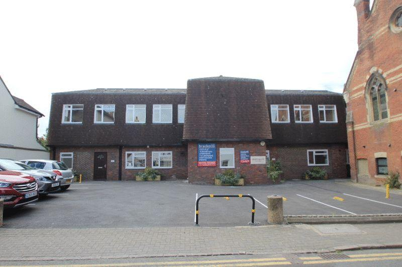 2 Bedrooms Apartment Flat for sale in Apartment 11, Croft House, East Street, Tonbridge