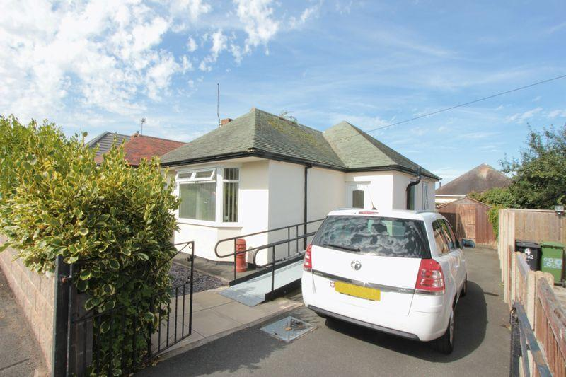2 Bedrooms Detached Bungalow for sale in St Annes Avenue, Prestatyn