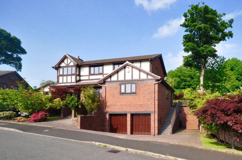 5 Bedrooms Detached House for sale in Bridgefield Drive, Bury