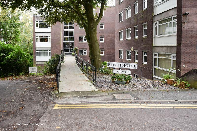 1 Bedroom Apartment Flat for rent in The Beeches, Manchester