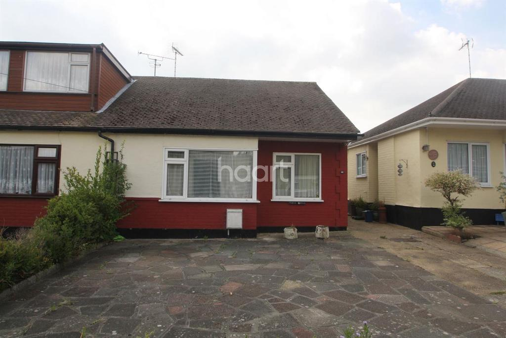 2 Bedrooms Bungalow for sale in Bohemia Chase, Leigh-On-Sea