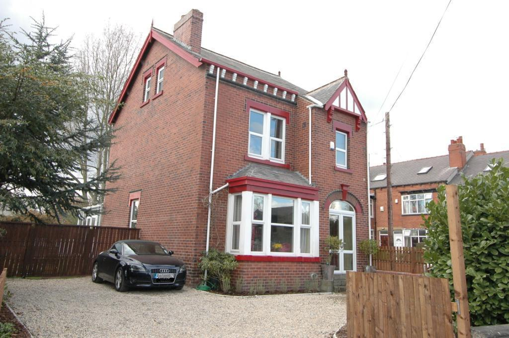 5 Bedrooms Detached House for rent in Lidgett Lane, Roundhay, Leeds, West Yorkshire