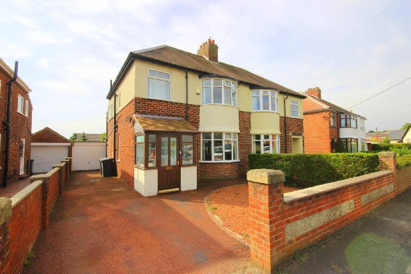 3 Bedrooms Semi Detached House for sale in Church Road Pelton, Chester Le Street