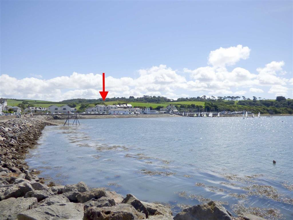 2 Bedrooms Apartment Flat for sale in Chandlers Court, Instow, Bideford, Devon, EX39
