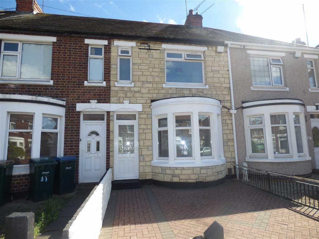 3 Bedrooms Terraced House for sale in Over Street, Courthouse Green, Coventry