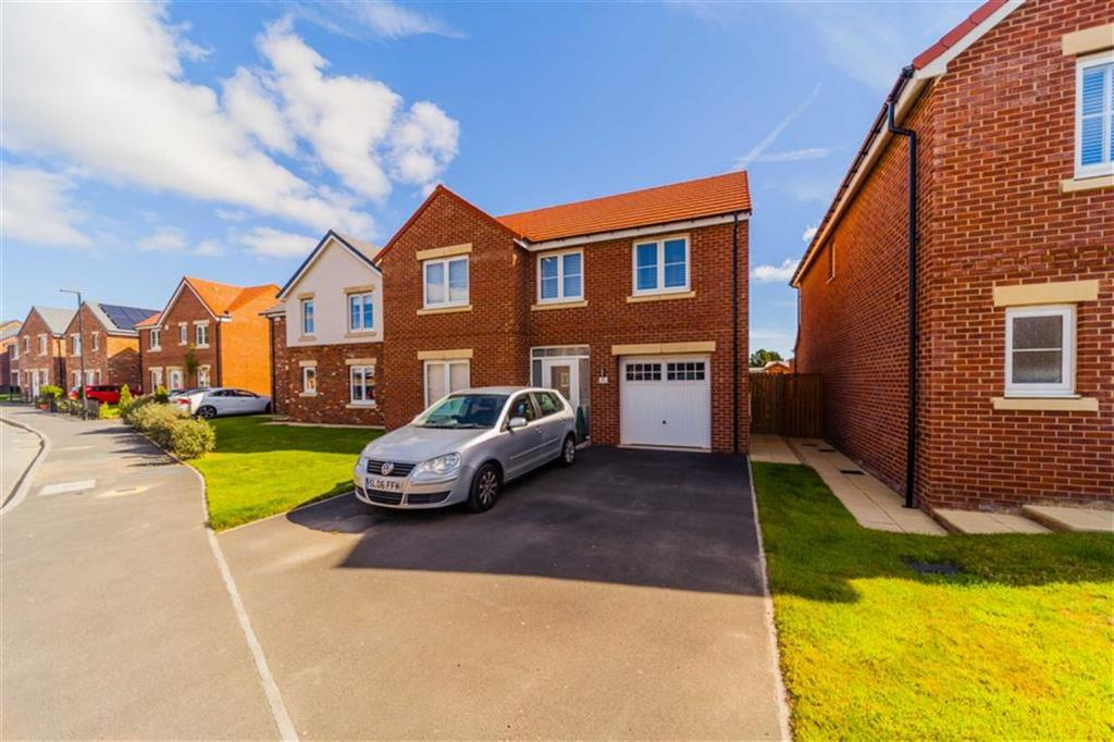 4 Bedrooms Detached House for sale in Hadrian Wynd, Addington Gate, Hadrian Park, NE28
