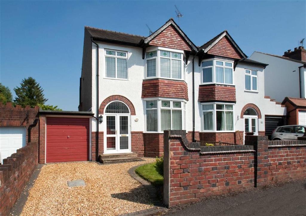 3 Bedrooms Semi Detached House for sale in 44, Pennhouse Avenue, Penn, Wolverhampton, West Midlands, WV4