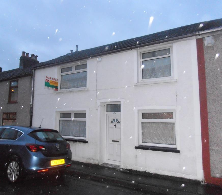 3 Bedrooms Terraced House for sale in Meirion Street, Trecynon, Aberdare