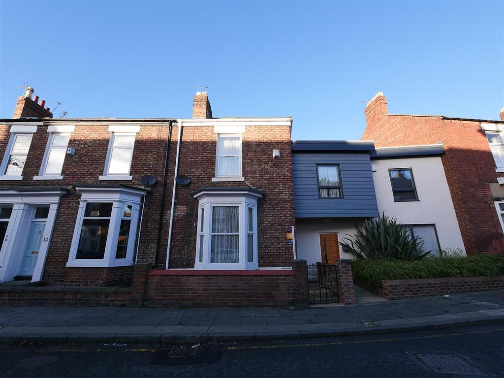 3 Bedrooms Terraced House for sale in Tunstall Vale, Ashbrooke, Sunderland