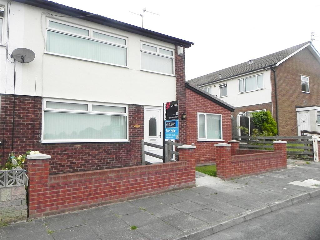 3 Bedrooms Semi Detached House for sale in Marian Road, Bootle, Liverpool, L20