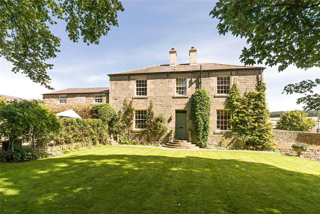 4 Bedrooms House for sale in Fourstones, Hexham, Northumberland