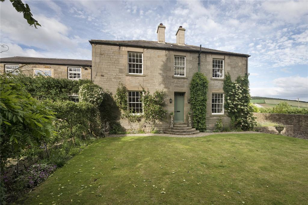 4 Bedrooms Semi Detached House for sale in Fourstones, Hexham, Northumberland