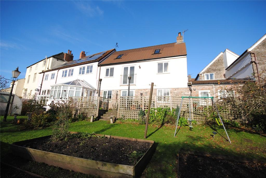 5 Bedrooms Terraced House for sale in Old Coach Road, CROSS, Axbridge, Somerset, BS26