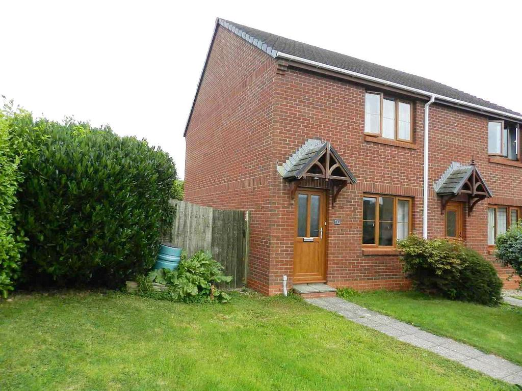 2 Bedrooms Semi Detached House for sale in Fair Oakes, Haverfordwest, Pembrokeshire