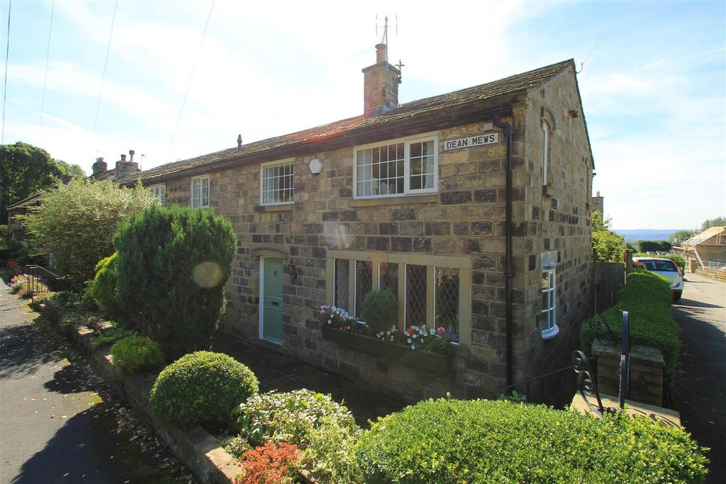 3 Bedrooms End Of Terrace House for sale in 3 Dean Mews, Main Street, Hawksworth