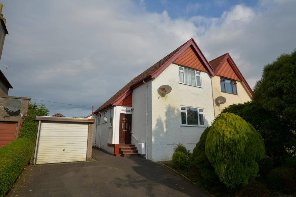 2 Bedrooms Semi-detached Villa House for sale in 8 Well Street, West Kilbride, KA23 9EJ