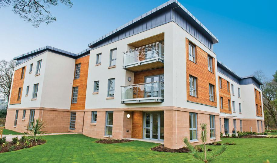 2 Bedrooms Retirement Property for sale in The Pines Doonholm Road, Alloway, KA7 4QA