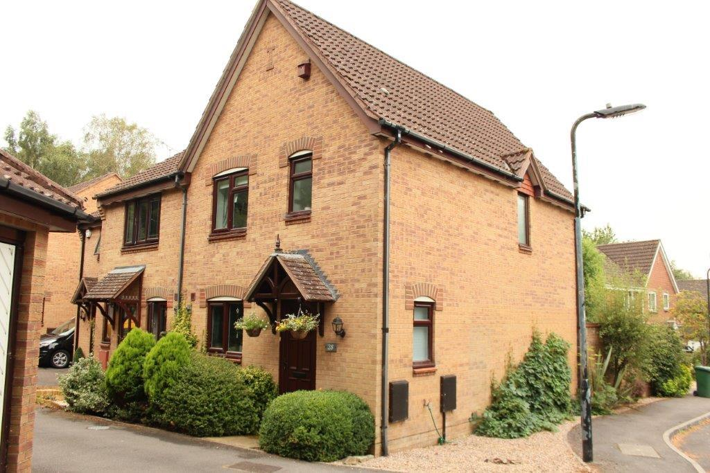 3 Bedrooms End Of Terrace House for sale in Mosaic Close, Netley Common SO19