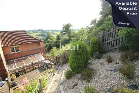3 bedroom end of terrace house to rent - Farm Hill Exeter EX4