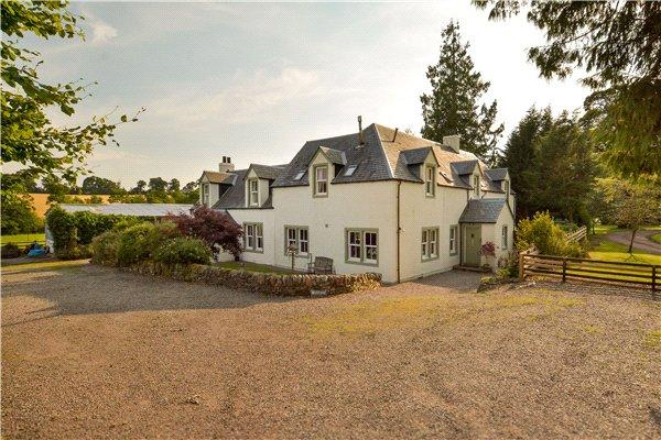 5 Bedrooms Detached House for sale in Millfield, Milton of Machany, Auchterarder, Perthshire, PH3