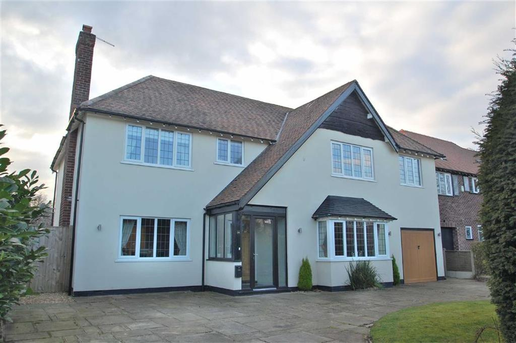 4 Bedrooms Detached House for sale in Elmsway, Bramhall, Stockport