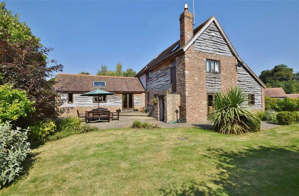 3 Bedrooms Detached House for sale in Phocle Green, Ross-On-Wye, Herefordshire