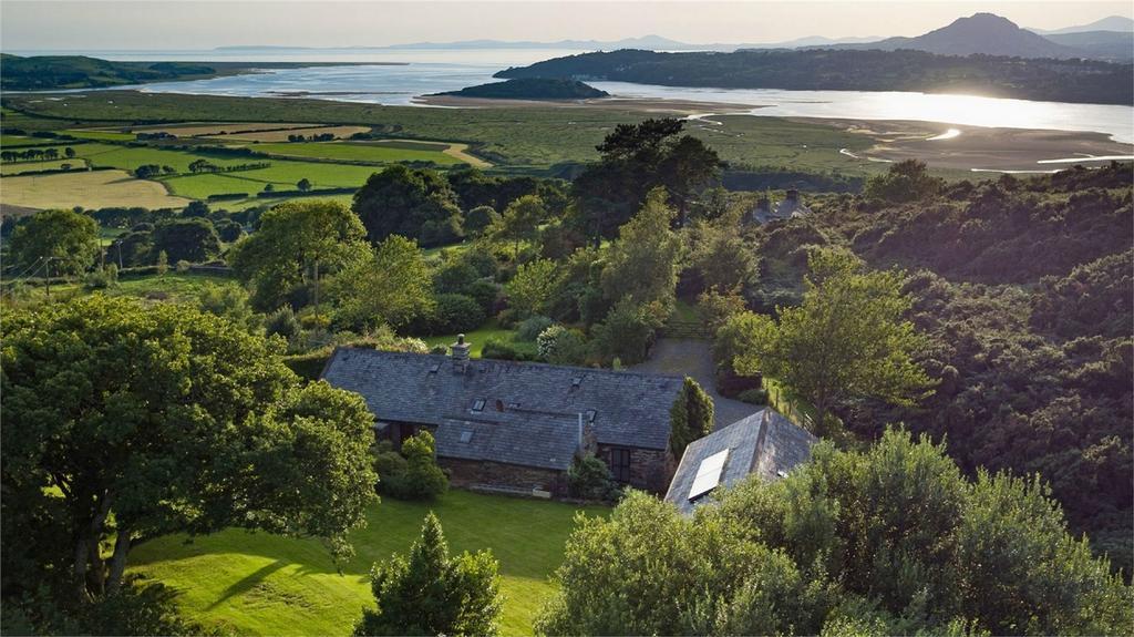 4 Bedrooms Detached House for sale in Cynefin, Llandecwyn, Gwynedd