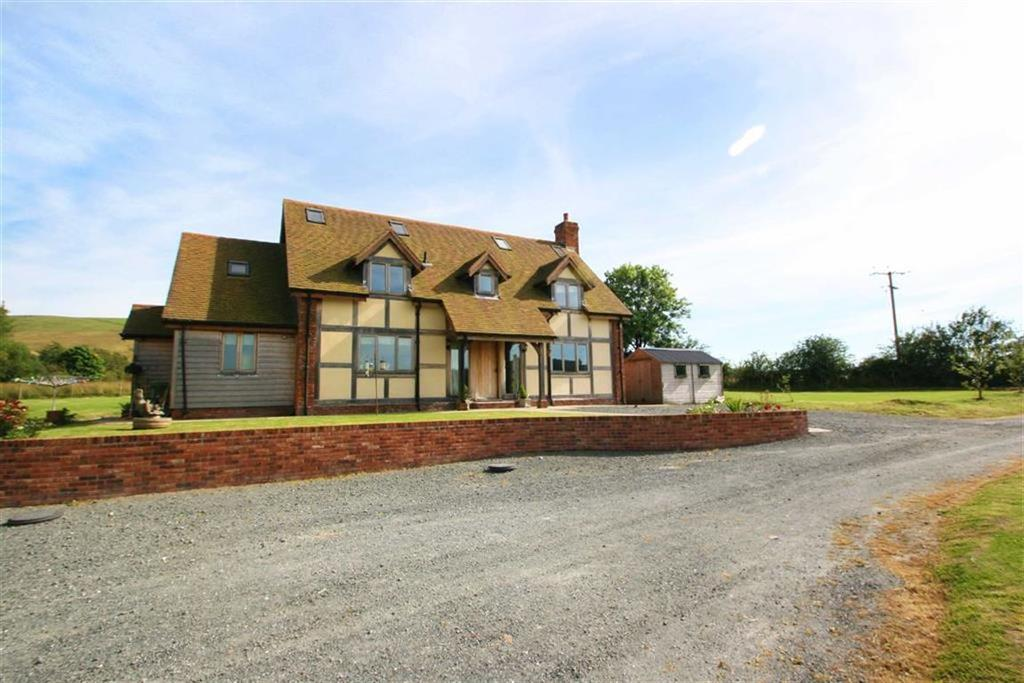 4 Bedrooms Detached House for sale in St Harmon, RHAYADER, Nr Rhayader, Powys