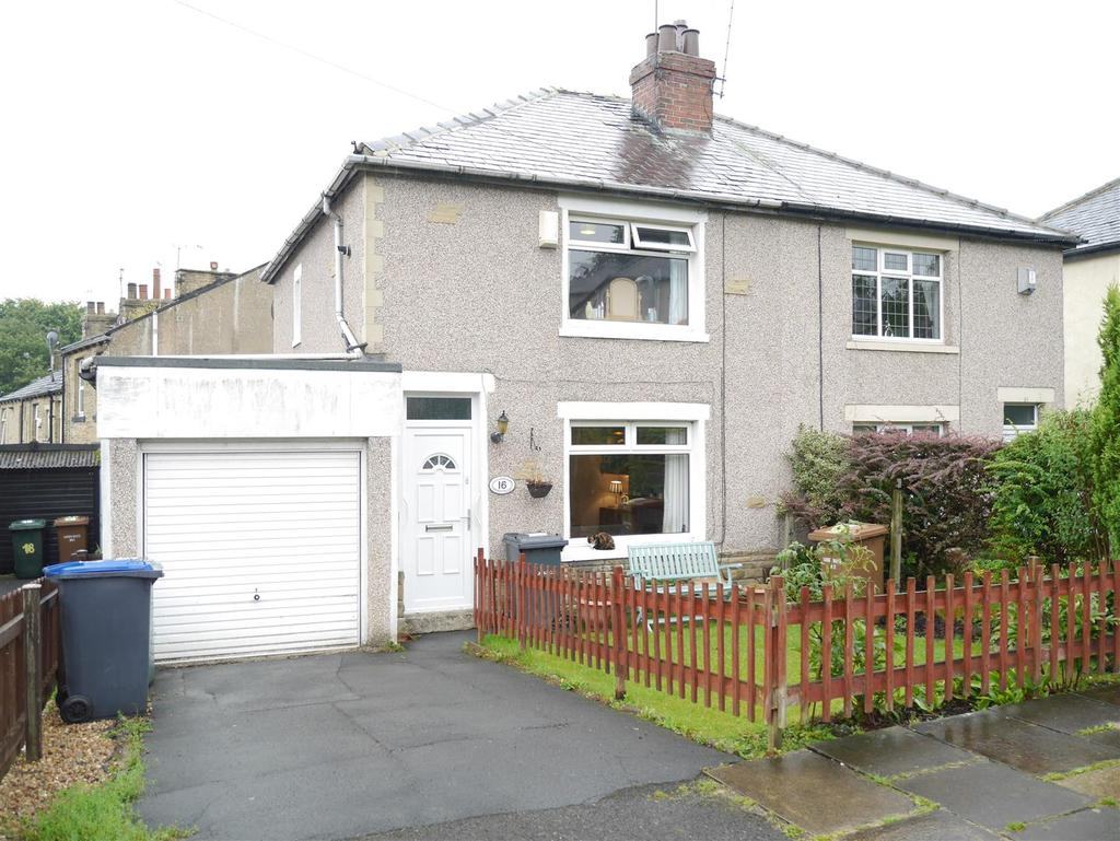 3 Bedrooms Semi Detached House for sale in Leyton Drive, Idle, Bradford, BD10 8RQ