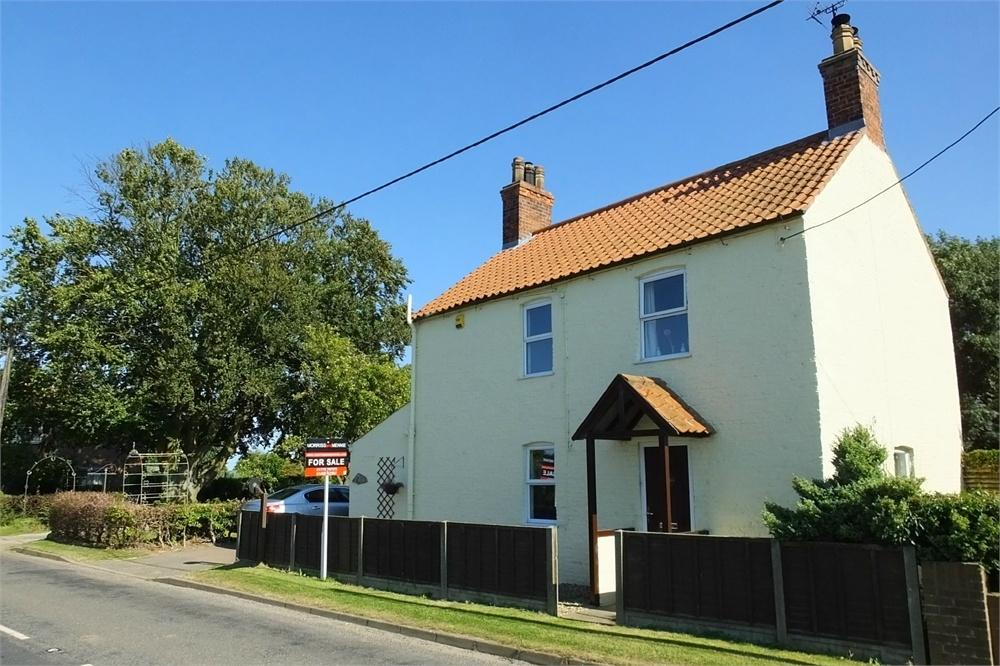4 Bedrooms Detached House for sale in Risegate Road, Gosberton, Spalding, Lincolnshire