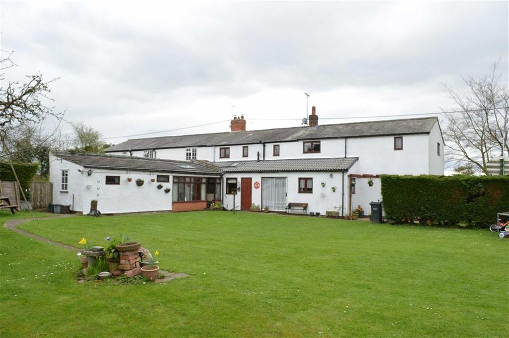 5 Bedrooms Cottage House for sale in Hermitage Road, Saughall, Chester