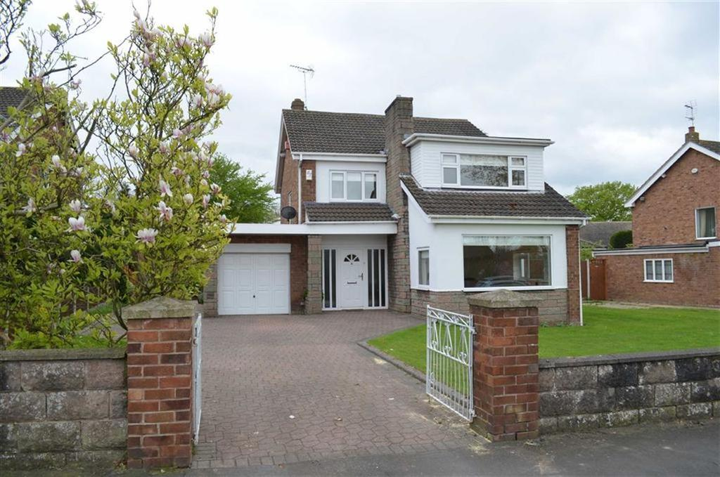 5 Bedrooms Detached House for sale in Lache Lane, Chester, Chester