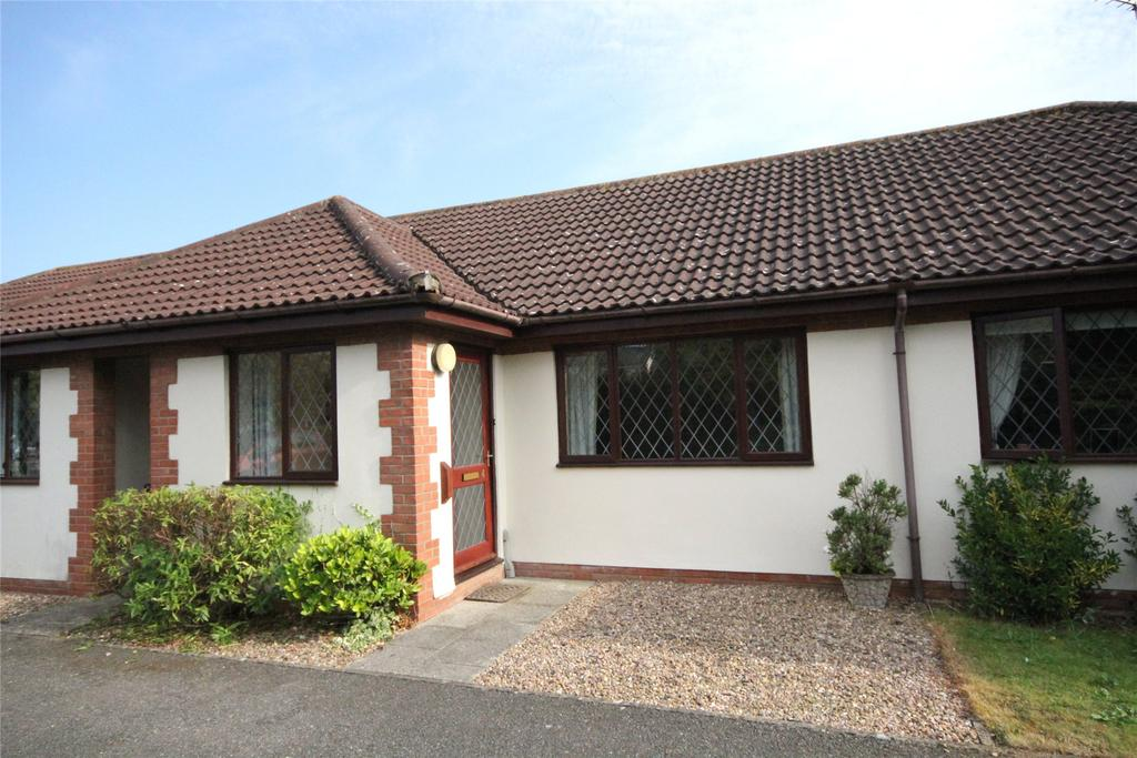 2 Bedrooms Terraced Bungalow for sale in Copeland Court, Sleaford, NG34