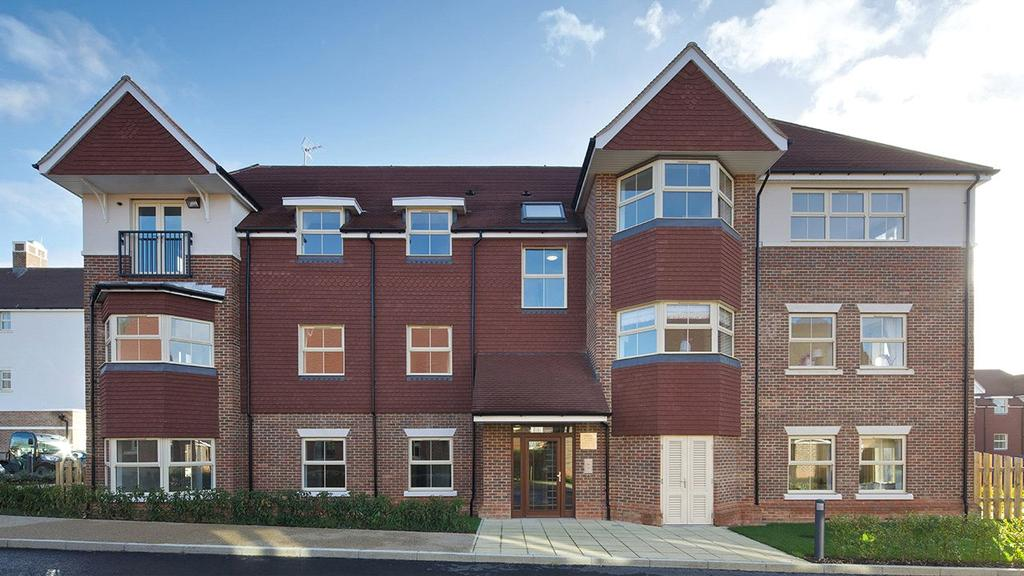 2 Bedrooms Retirement Property for sale in Shelley House, Durrants Village, Faygate Lane, Faygate, Horsham, RH12