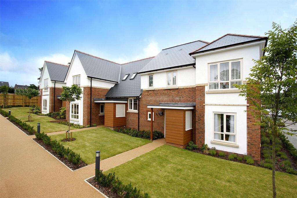 3 Bedrooms Retirement Property for sale in The Henrietta, Millbrook Village, Topsham Road, Exeter, EX2