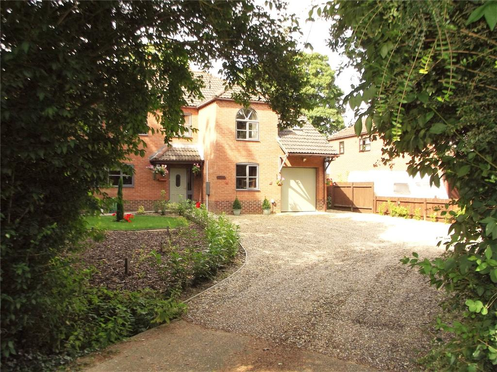 5 Bedrooms Detached House for sale in Main Road, Little Fransham, Norwich