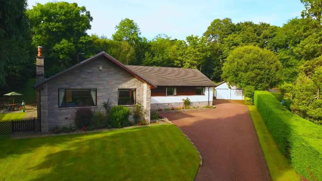 5 Bedrooms Bungalow for sale in Castle Gardens, Drymen , Stirlingshire, G63 0HT