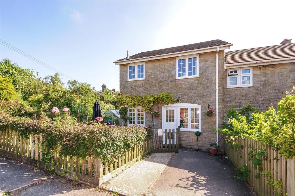 3 Bedrooms End Of Terrace House for sale in Portesham, Dorset