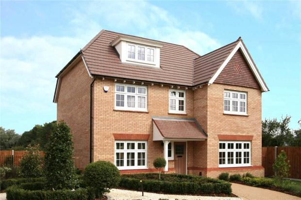 5 Bedrooms House for sale in Sanderson Manor, Hauxton Meadows, Cambridgeshire