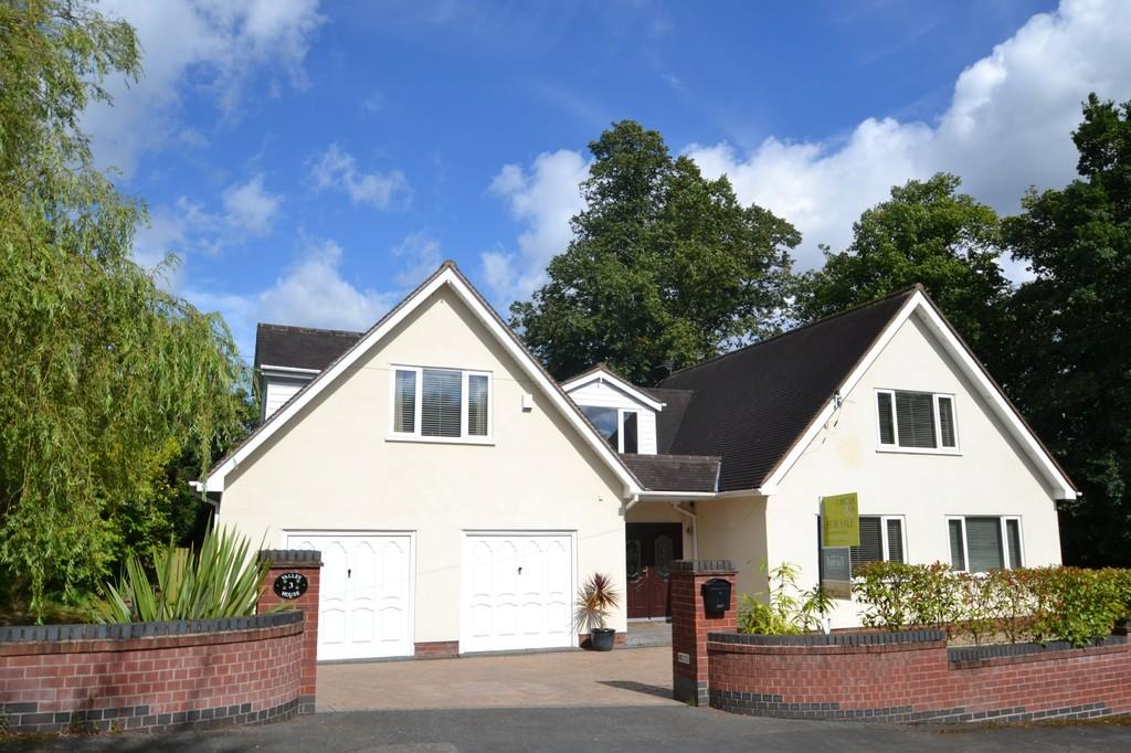 4 Bedrooms Detached House for sale in Valley Close, Cheadle