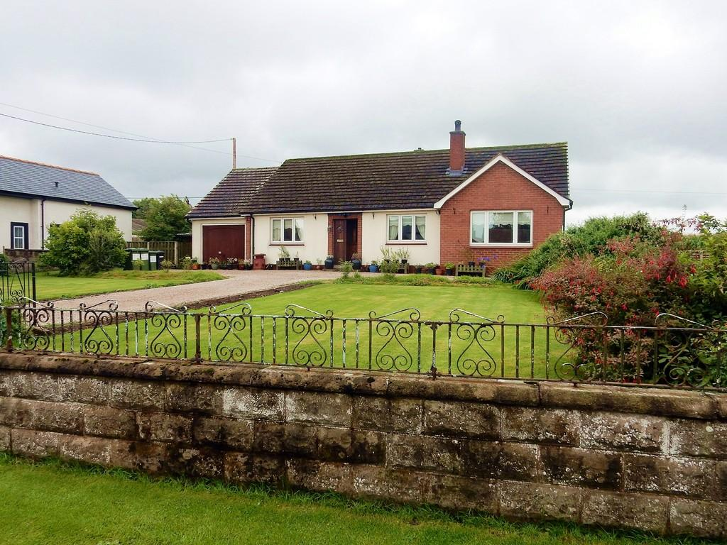 3 Bedrooms Detached Bungalow for sale in Little Bampton, Wigton