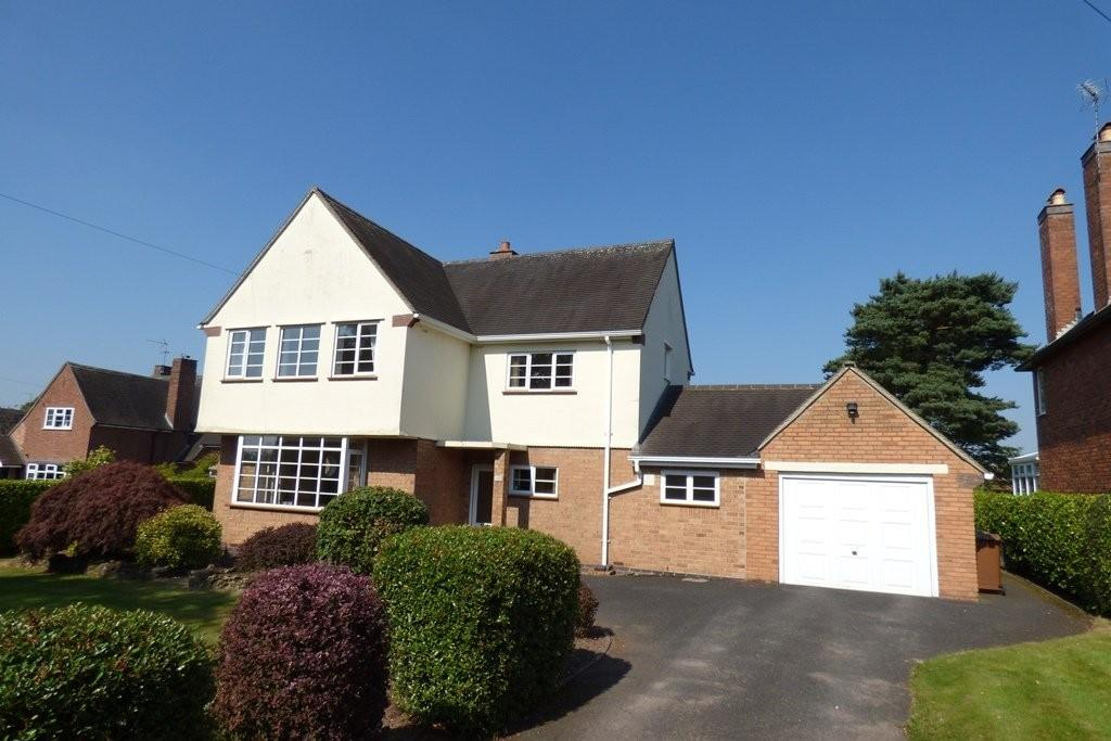 3 Bedrooms Detached House for sale in Bridle Road, Stafford