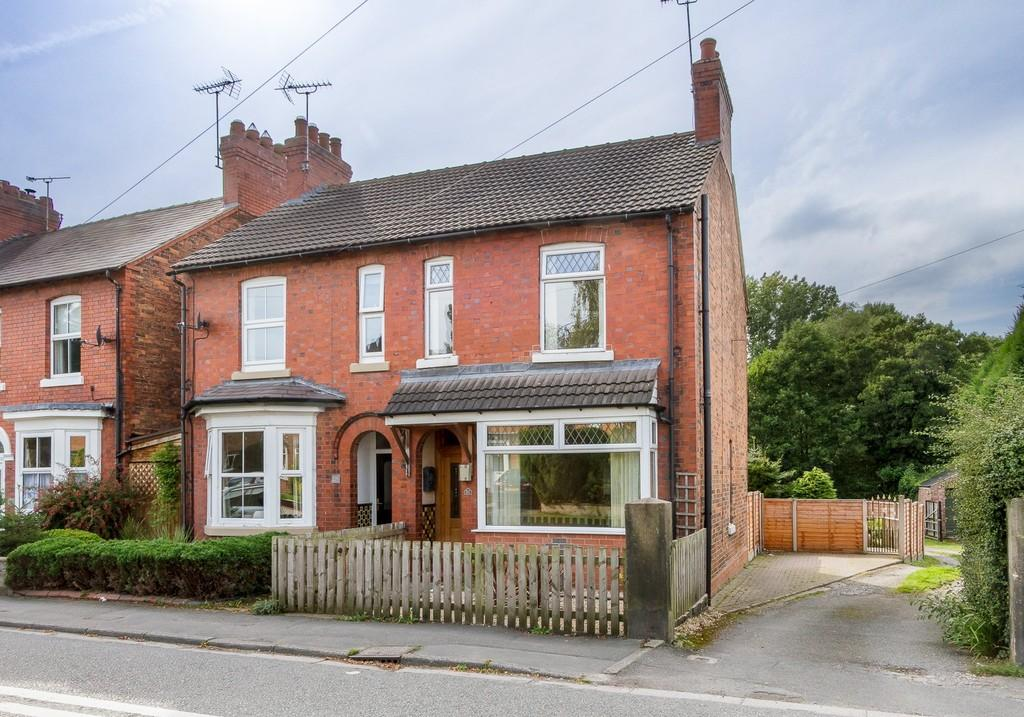2 Bedrooms Semi Detached House for sale in Nantwich, Cheshire
