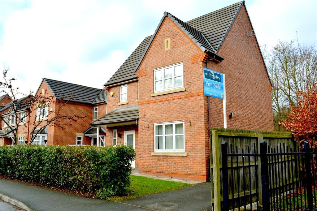4 Bedrooms Detached House for sale in Tavington Road, Halewood, Liverpool, L26