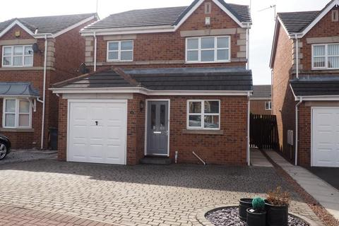 3 bedroom detached house to rent - Raleigh Drive, Victoria Dock, Hull, HU9 1UN